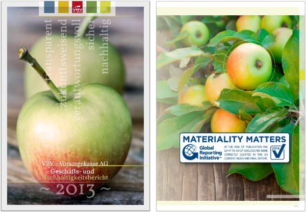 Geschäfts- und Nachhaltigkeitsbericht 2013 der VBV – Vorsorgekasse AG