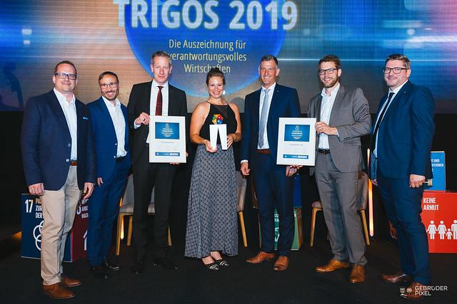 Gewinner TRIGOS Österreich 2019
