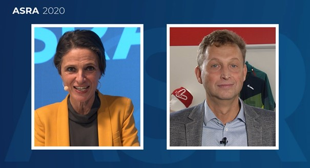 Interview mit Geschäftsführer Otto Leodolter im Rahmen der ASRA Gala